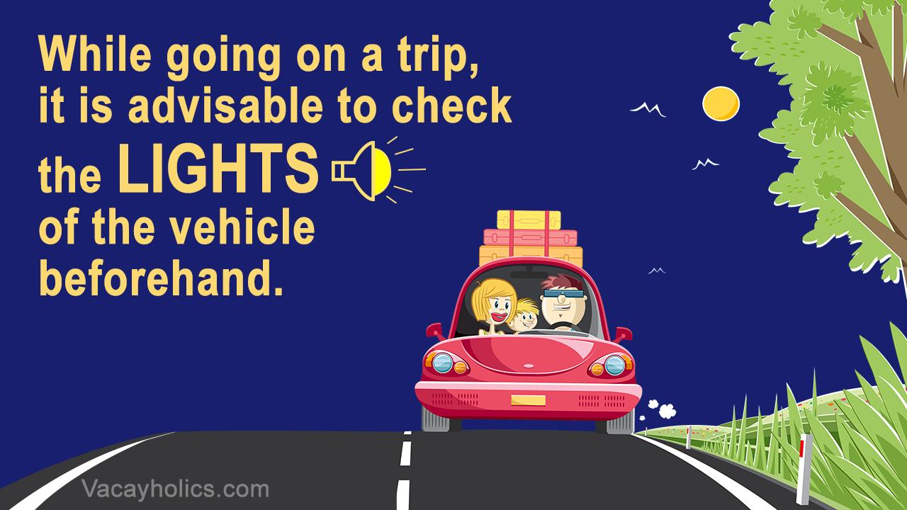 Pre-trip Inspection Checklist