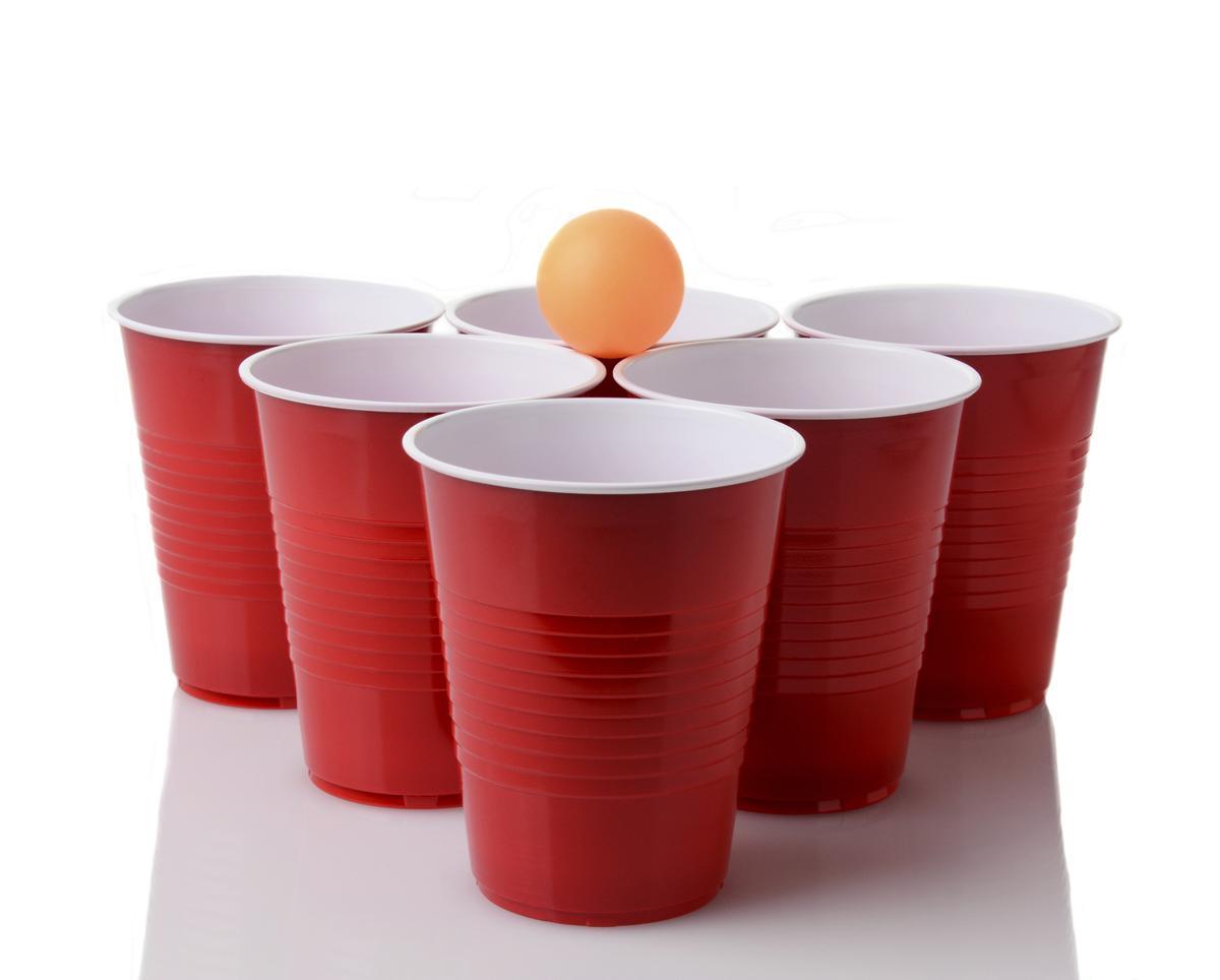 Top 10 Beer Pong Drinking Games