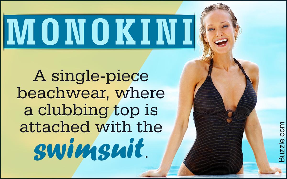 Monokini Body Type