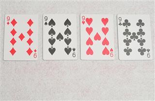 All Nine Cards