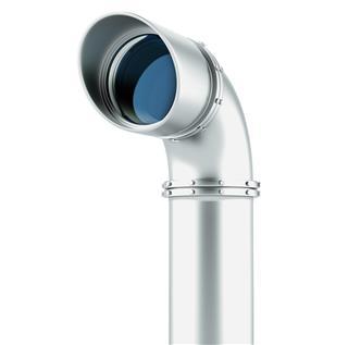 Metal periscope