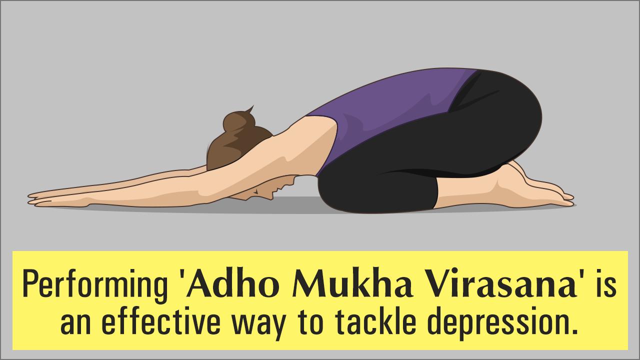 Yoga Asanas for Depression