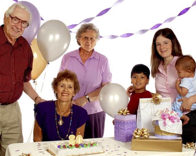Celebrating Eighty Years