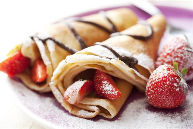 Crepe ??? Pancake