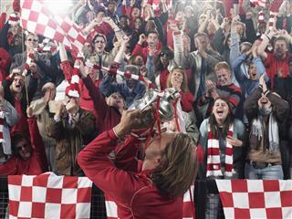Noise pollution at stadium