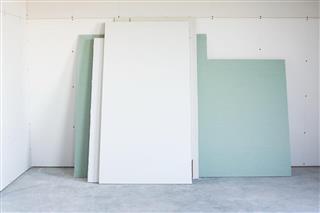 Sheetrock sizes