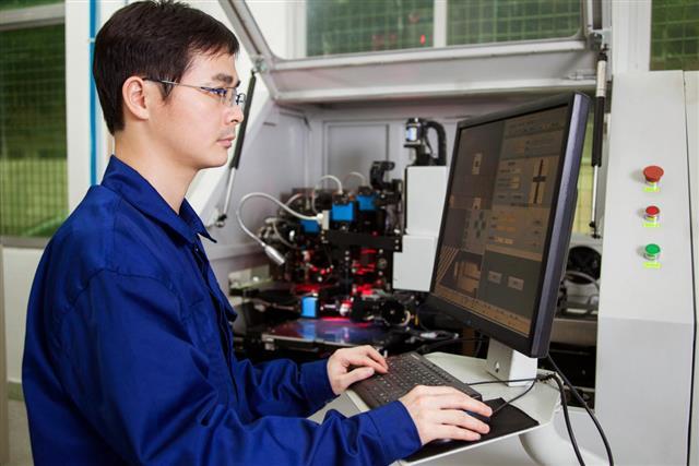 computer specialist