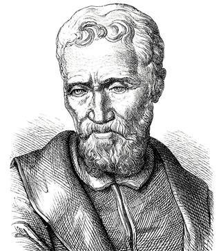 Michelangelo artist
