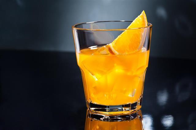 Screwdriver drink