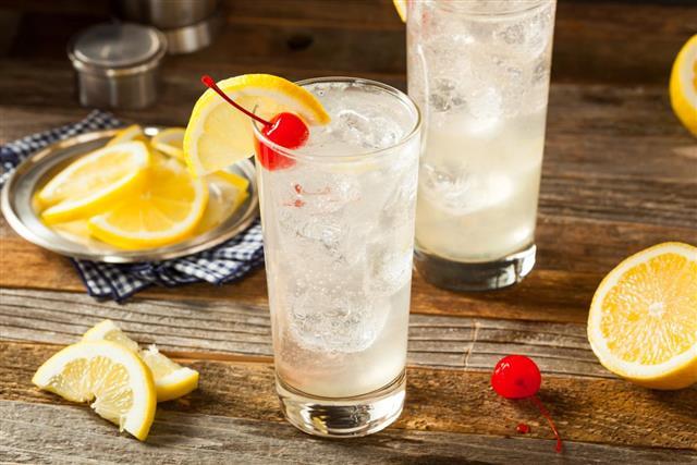 Tom Collins Vodka