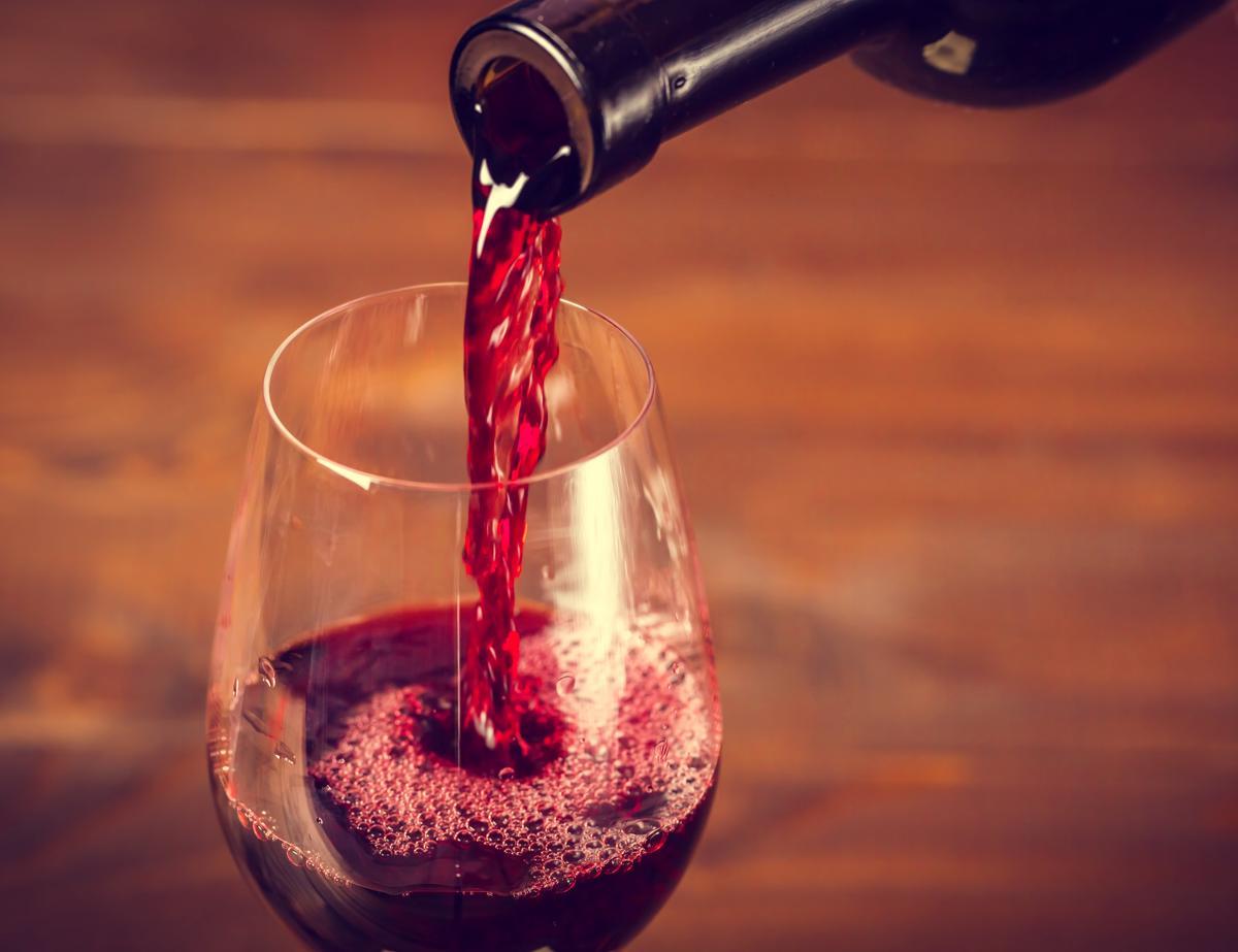Vin er sundt