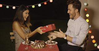 Midnight Celebration of boyfriend birthday
