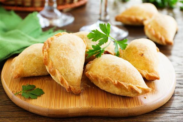 Empanadas - Argentine fried meat pies
