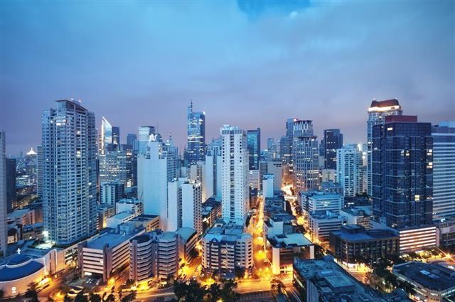 Makati skyline (Manila - Philippines)???