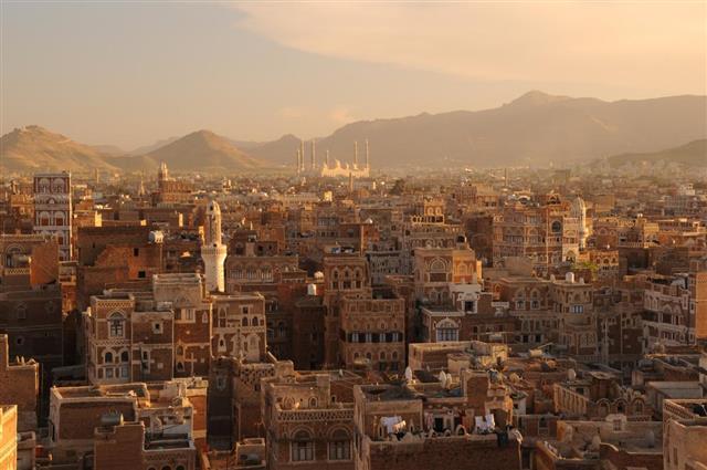 Sanaa Panorama