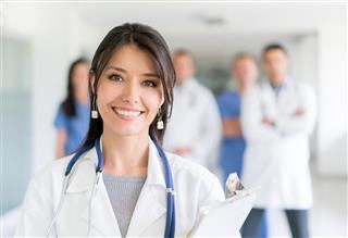 Healthcare Job in medical field