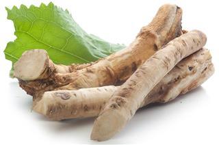 Horseradish vegetable