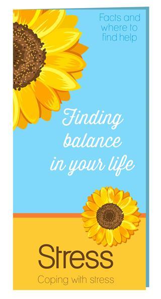 Stress Healthcare Brochure Or Pamphlet