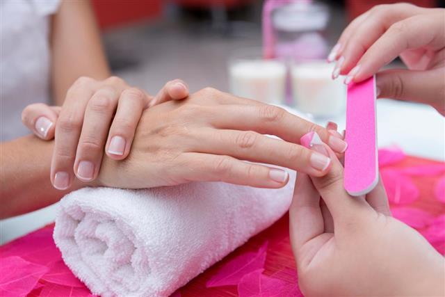 manicure complete