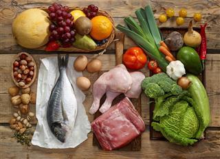 Paleo diet products