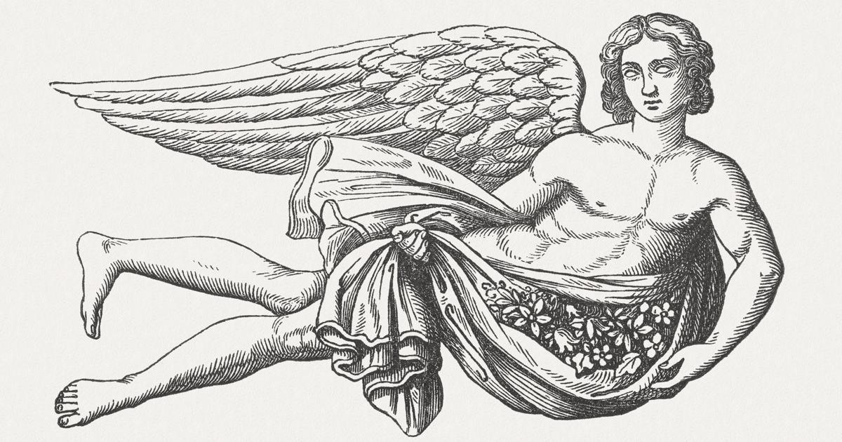 Aeolus Greek God Of Winds