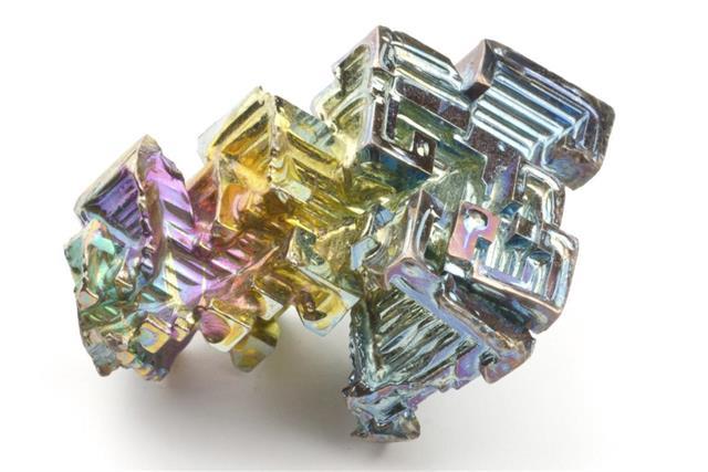Bismuth Bi metal