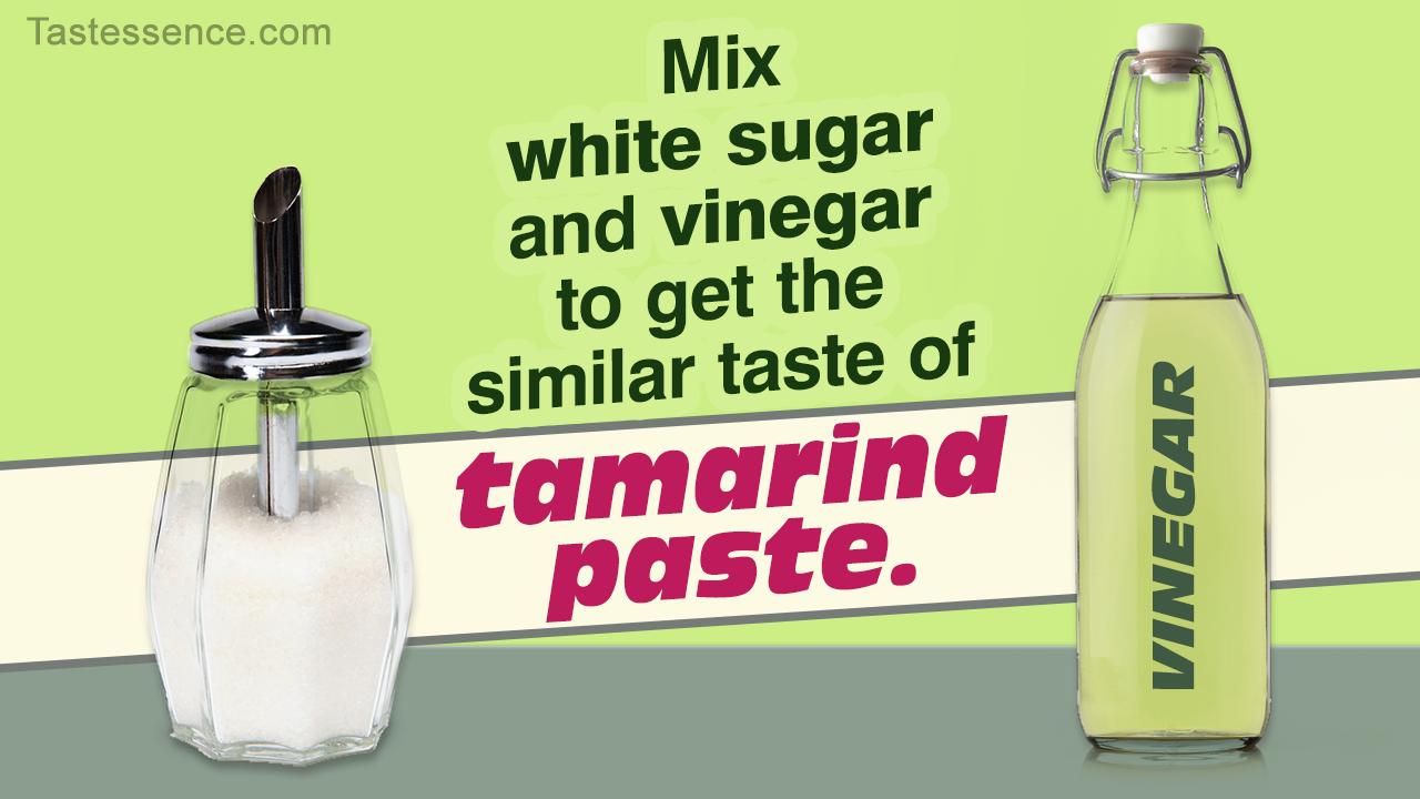 Tamarind Paste Substitutes