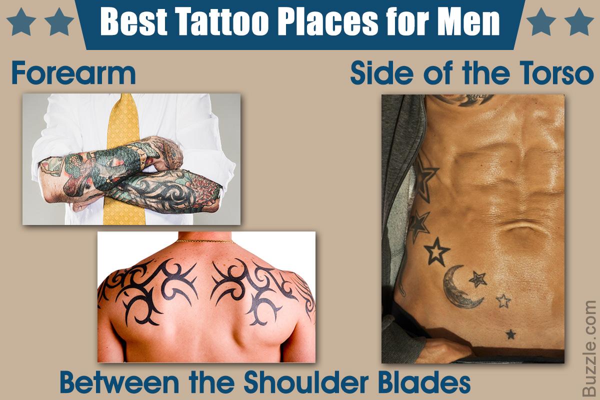 Tattoo Spots for Men