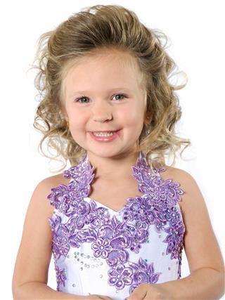 Preschool Pageant Participant