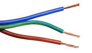 Three wires