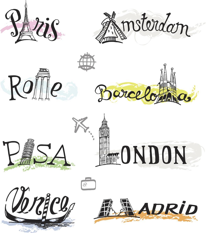 Dutch City Names  Letters