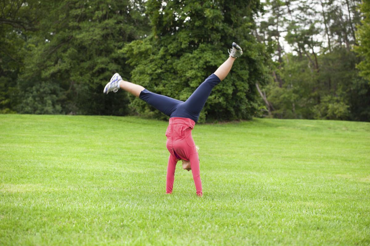 How to do a Cartwheel - gymnasticshq.com