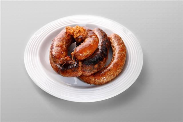 Alheira - Portuguese Sausage