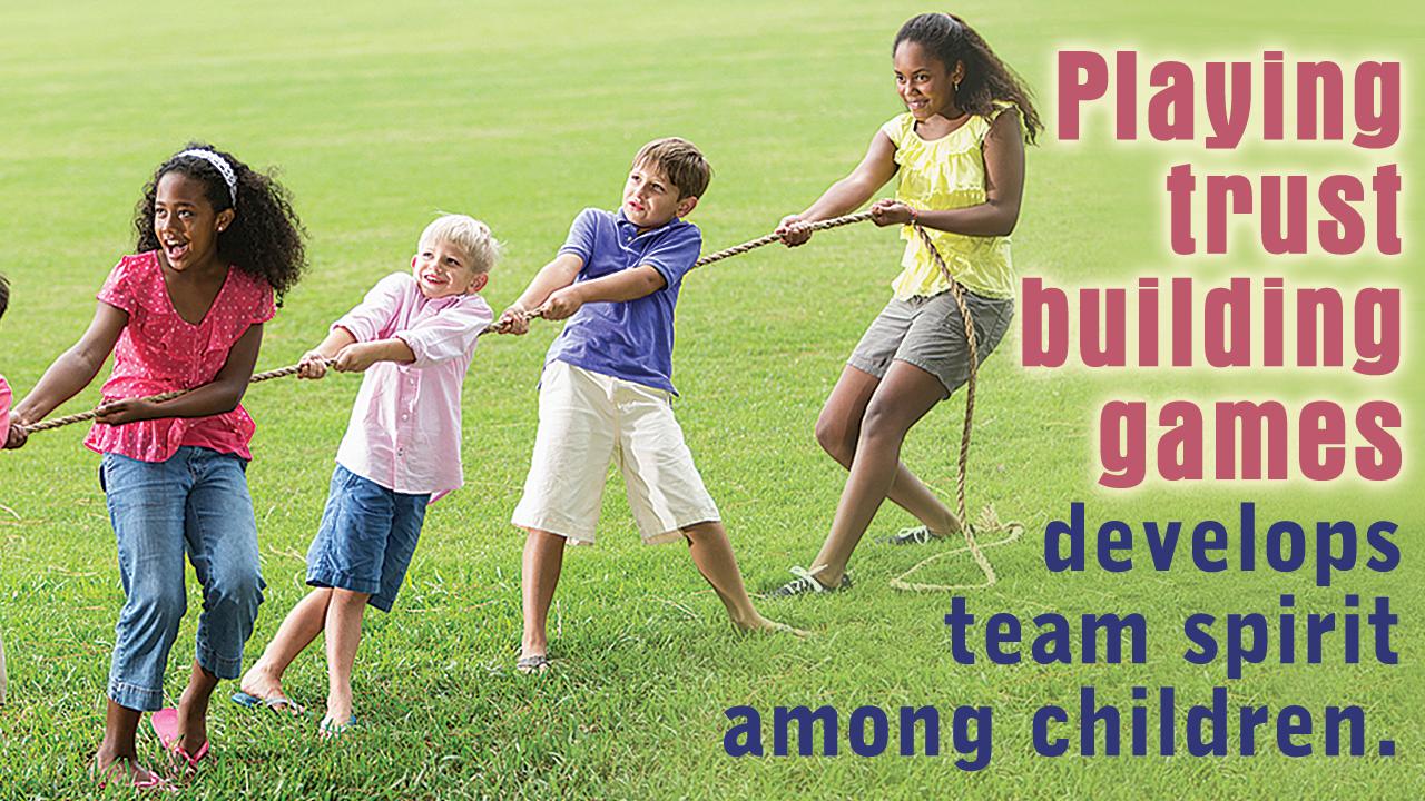 Trust Building Games