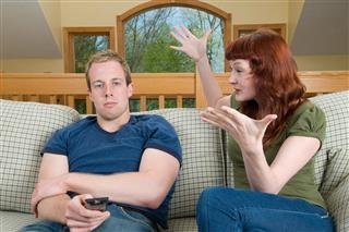 Yelling Wife