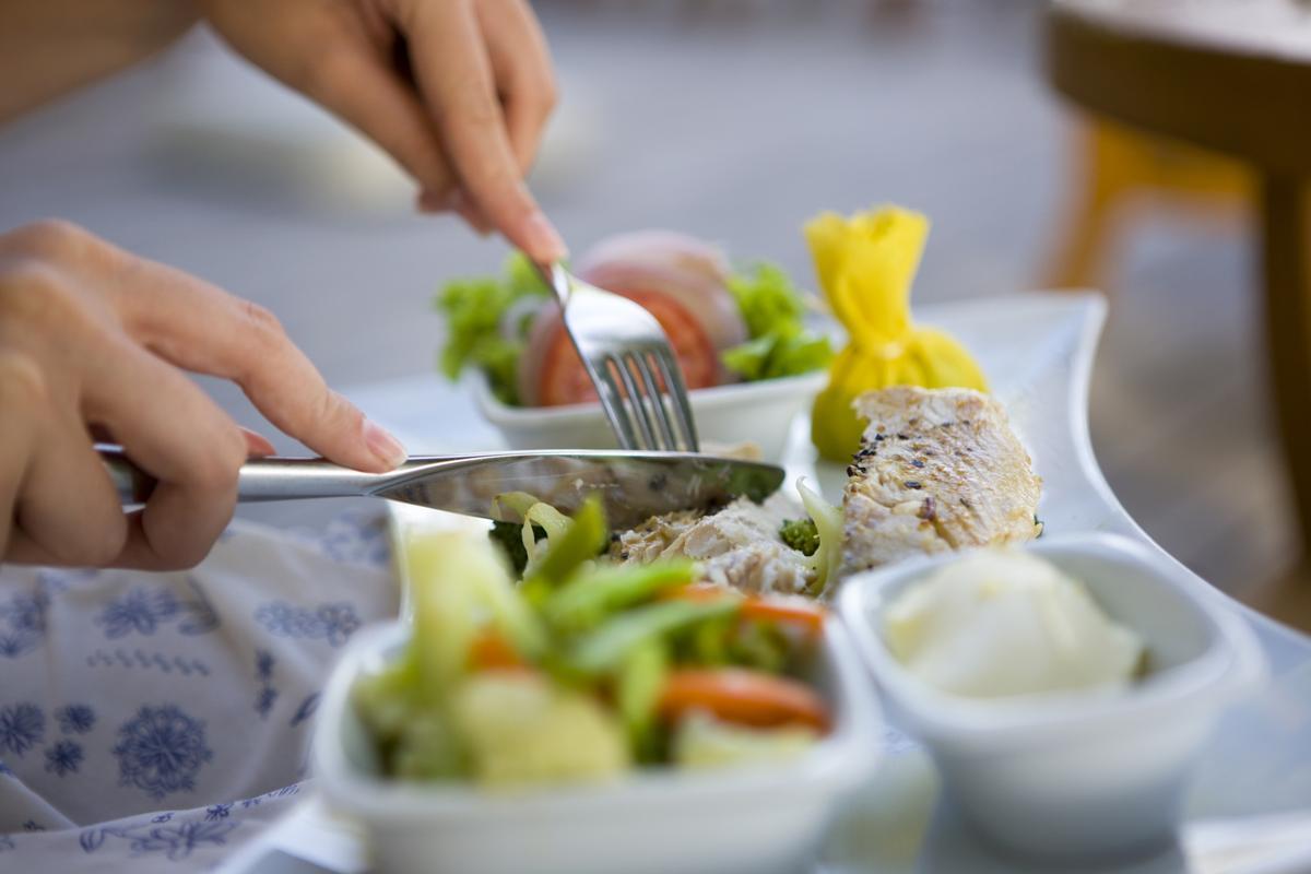 Cross-Cultural Dining Etiquette | Hugh Fox III  |Eating Etiquette