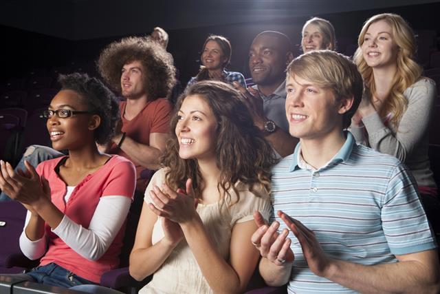 Teenagers in Cinema
