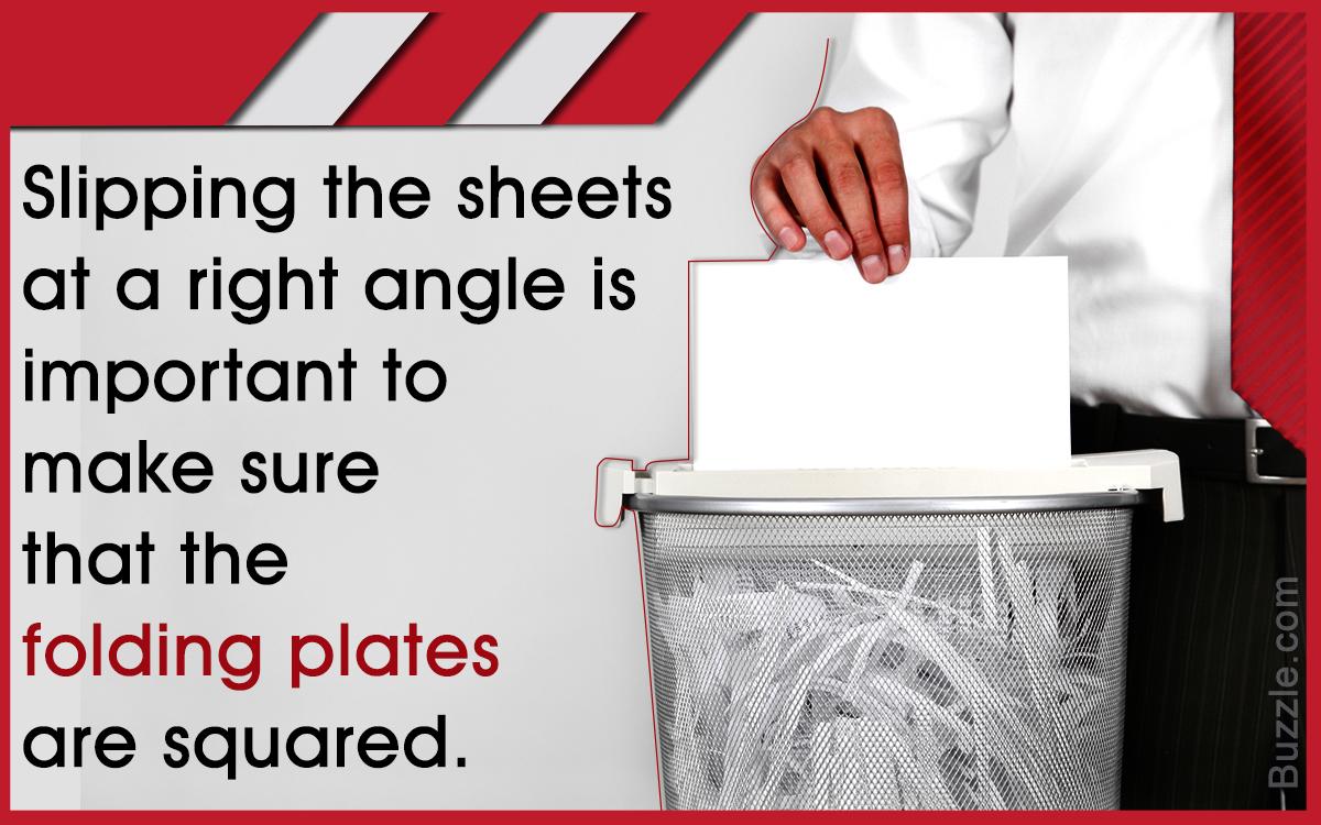 Tips for Fixing Your Paper Shredder