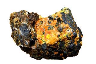 Stone uranium