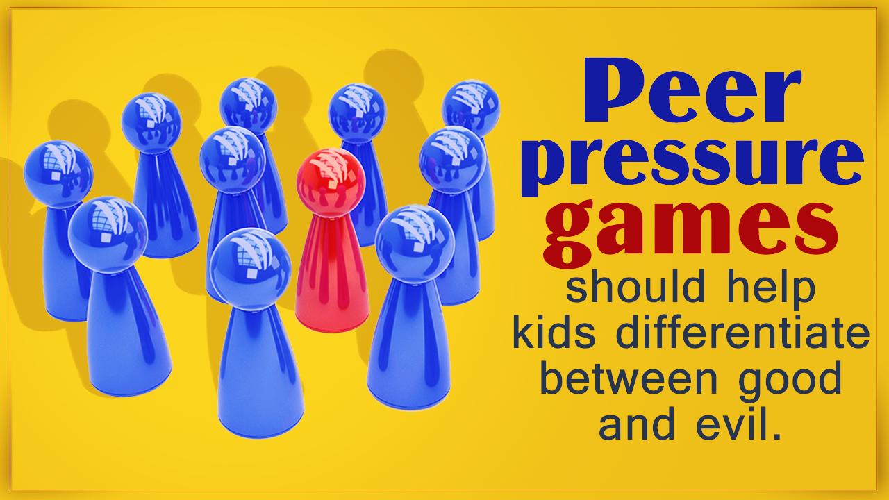 Peer Pressure Games