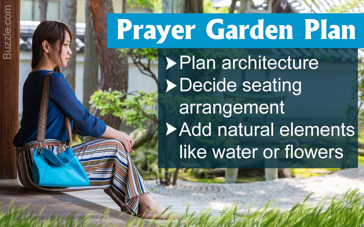 Ideas for Making a Prayer Garden