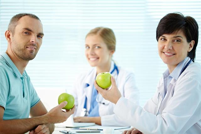 Advising-healthy-food