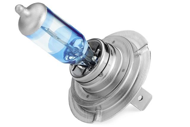Single H7 High Power Car Head Light Bulb