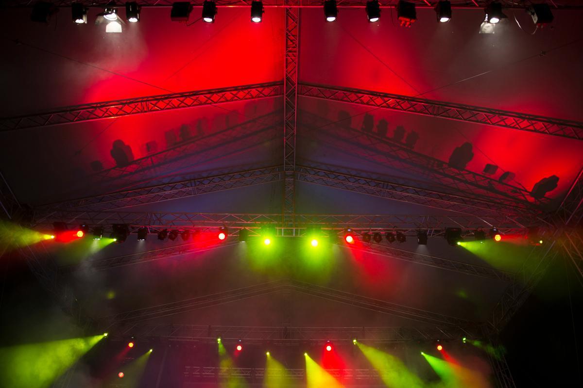 Stage Lighting Basics For Bands