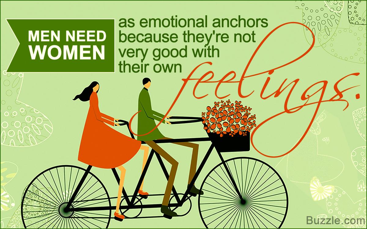 Men need men