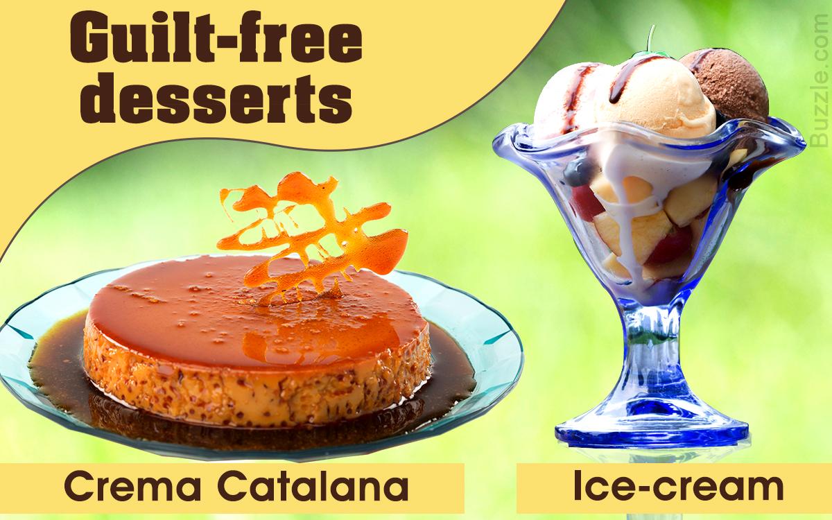 7 Guilt-free Dessert Recipes