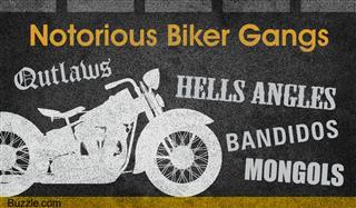Notorious biker gangs
