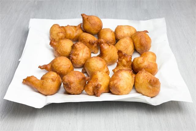 Okinawan Sweet Fritters