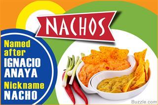 Nachos name history