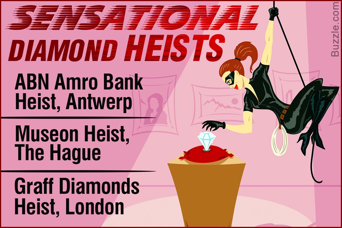 Biggest Diamond Heists in History